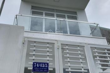 Bán nhà 1 trệt 1 lầu, đường Số 8, Lò Lu, sát đông Tăng Long, P. Trường Thành, Quận 9