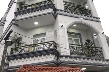 Bán nhà phố trung tâm Quận Thủ Đức, hẻm Kha Vạn Cân, 78.2m2, sổ hồng, giá rẻ 5 tỷ, LH 0909980787