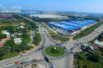 Bán gấp lô đất ngay trung tâm thị xã Tân Uyên, gần KCN Becamex, SHR chỉ 345 triệu