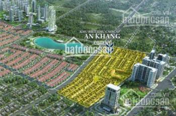 BT An Khang, Nam Cường, mặt đường 17,5m đối diện chung cư, giá tốt nhất. LH 0979008590