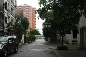 Cho thuê nhà chia lô khu phố An Sinh trong quần thể khu đô thị Nghĩa Đô, Tây Hồ Tây