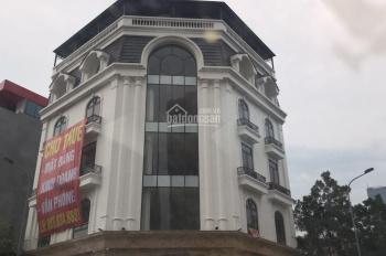 Cho thuê mặt bằng kinh doanh lô góc khu đô thị Nam Trung Yên