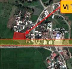 Đất thổ cư 100% mặt tiền Cao Bá Quát - Nha Trang, chỉ từ 463tr/nền, LH 0898193737