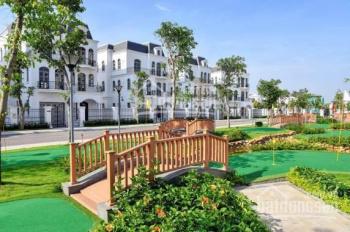 Chính chủ bán gấp - 8 tỷ cắt lỗ biệt thự Vinhomes The Harmony Phong Lan 5, 98m2, 4 tầng, 0914957333