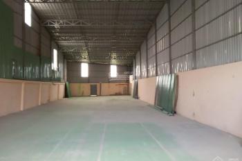 Cho thuê kho xưởng mới làm bao bì xong diện tích 900m2 giá 20tr/tháng ở Phường Thạnh Xuân, Quận 12