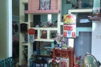 Bán nhà hẻm Trần Quý, (ngay gần chợ Thiếc), DT: 4.2x10m, 2 lầu đúc
