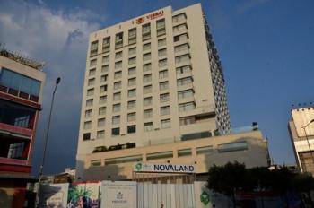 Bán khách sạn 4 sao Vissan Saigon Hotel 144 Nguyễn Văn Trỗi, P8, Phú Nhuận. Giá 1252.26 tỷ