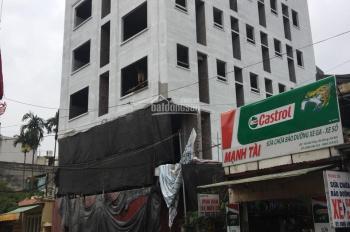 Chính chủ bán tòa nhà mặt đường Bà Triệu, 170m2 xây 8 tầng, kinh doanh tốt, giá 27 tỷ. 0979.070.540