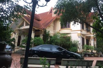 Cần bán khuôn viên biệt thự nhà vườn vip tại Hòa Sơn, Lương Sơn, Hòa Bình