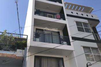 Cho thuê căn hộ dịch vụ hẻm 18 Nguyễn Thị Minh Khai, Quận 1, 5 tầng 12P. DT 6x20m, giá chỉ 80 triệu