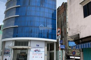 MTKD đường Gò Công. P13. Q5 -149m2 căn trệt lửng và căn lầu 2, bán 14tỷ cho cả 2 căn