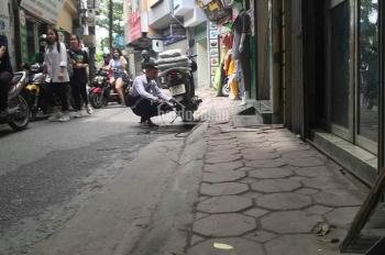 Cần bán nhà phố Trần Bình, ô tô 2 chiều, đông dân kinh doanh rất tốt, 78m2, 2T, MT 4m, 13 tỷ