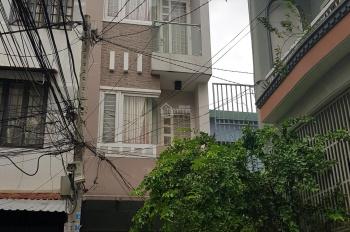 Bán nhà mới ở liền 4 tầng, HXH 78 Ba Vân, Tân Bình, Giá chỉ 4.9 Tỷ TL - LH 0917243000