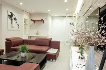 Bán gấp căn hộ Hùng Vương, quận 5 130m2, 3PN, 2WC, sổ hồng, ban công rộng, giá: 5.2tỷ(bao sang tên)