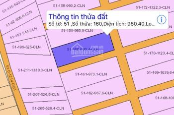 Bán 1 sào đất tại xã Long An, Long Thành, quy hoạch đất ở tại nông thôn, LH 0943.559.175