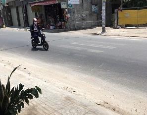 Bán đất mặt tiền đường Nguyễn Thị Lăng 450 triệu
