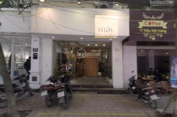 Cho thuê cửa hàng MT Triệu Việt Vương đoạn đẹp, DT 24m2, MT 6m, giá 22 tr/th. LH Hiếu 0974739378