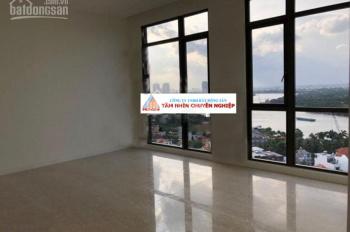 Cần cho thuê căn hộ The Nassim, view sông 3PN
