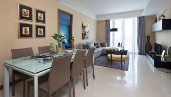 Cho thuê căn hộ 107 Trương Định, Q. 3, giá 18 tr/th, 80m2, 2PN, full nội thất 110m2, 3PN, 24 tr/th