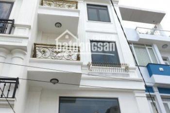 Tôi bán nhà mới xây dựng 1 trệt 3 lầu đường Ngô Đức Kế gần hẻm 222 Bùi Đình Túy 55.2m2 giá 7.2 tỷ