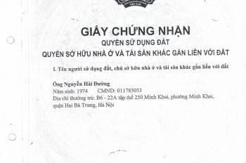 Chính chủ, bán 85m2 đất phân lô phường Trần Phú, ô tô đỗ cửa