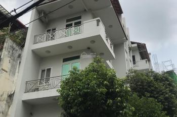 Nhà villa mini HXH đường Cách Mạng Tháng 8, P15, Q10, DT 144m2, giá 16 tỷ TL nhanh, 3 lầu