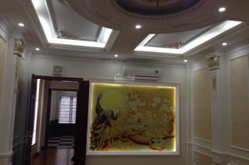Cho thuê nhà riêng ngõ 34 Vạn Bảo, dt 65m2x 5 tầng, mặt tiền 5m, ôtô ra vào thoải mái