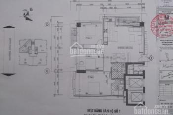 Bán căn hộ 143 Đốc Ngữ, Ba Đình dt 120m2, đủ nội thất sang trọng