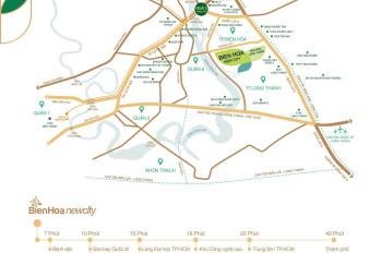 Bán nền biệt thự view sân golf Long Thành, giá chủ đầu tư giai đoạn đầu, LH: 0985.694.795