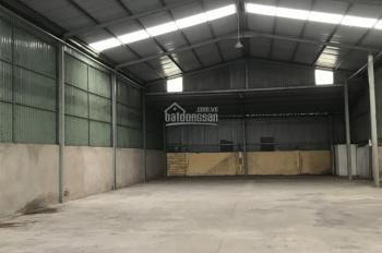 Cho thuê kho xưởng Long An, mặt tiền đường Quốc Lộ 1A ngay trung tâm thị trấn Bến Lức, tỉnh Long An