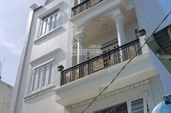 Nhà phố mới xây 7x10m, ngay ngã 3 Đông Quang - đường Trần Thị Hè, KP4, P. Hiệp Thành, Q12