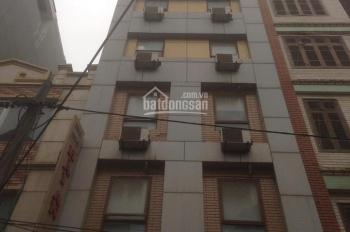 Bán nhà mặt phố Bà Triệu, Hà Đông 50m2, 5 tầng, 12.5 tỷ