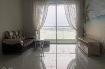 Cho thuê căn hộ 2PN An Gia Riverside quận 7 view sông 69m2 nội thất cơ bản, giá 11tr/ tháng