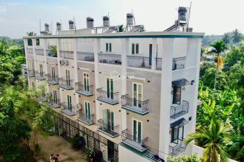 Nhận nhà 3 lầu ở liền trung tâm Thạnh Xuân, Tô Ngọc Vân, diện tích 88m2, 1.49 tỷ