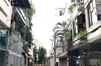 Bán nhà đường Hoàng Việt - Út Tịch, P. 4, Tân Bình, 6x16.5m, 1 trệt, 1 lầu, giá hơn 15 tỷ TL