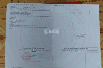 Cần tiền bán đất 2 mặt tiền, diện tích 15.895m2, giá 3.4 tỷ, Huyện Tân Phước, Tỉnh Tiền Giang