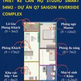 Sở hữu căn hộ view sông thoáng mát Q7 Saigon Riverside Complex, LH 0967282036