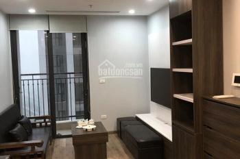 Chính chủ cho thuê căn hộ studio tòa G3 Vinhomes Green Bay Mễ Trì, tầng 22, đầy đồ view Vịnh Xanh