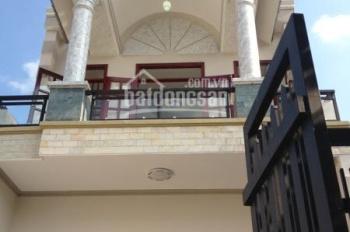 Biệt thự mini 2 lầu mặt tiền Bình Hưng Hòa B, Bình Tân giá sốc chỉ 1.57 tỷ/căn