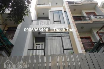Bán nhà mặt tiền HXH 7m 268 Nguyễn Tiểu La, P8, Q10. DT: 3.6x15m, trệt 2 tầng, giá bán: 8.3 tỷ (TL)