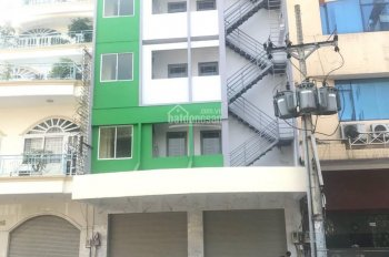 Cho thuê tòa nhà 487 - 489 Điện Biên Phủ, Quận 3. 8x20m, 12 tầng, giá thuê 350 tr/th