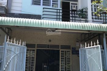 Bán nhà 1 trệt 2 tầng khu dân cư 586 Trần Hưng Đạo khu A, Sóc Trăng, diện tích 100m2, thổ cư 100%