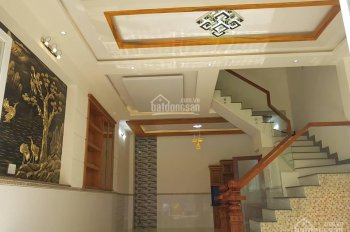 Bán nhà Tỉnh Lộ 10 (2 mặt tiền hẻm) - phường Tân Tạo - Quận Bình Tân. Giá 5,45 tỷ