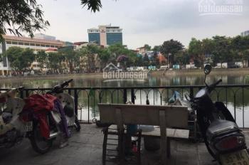 Bán nhà đẹp phố Hương Viên, Phố Huế, ô tô đỗ cửa, 40m2 x 5 tầng chỉ 8 tỷ, nhà ngay cạnh hồ