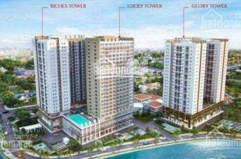 Xuất ngoại bán gấp căn hộ Richmond City, hướng ĐB, mặt tiền Nguyễn Xí, Riches 2 tỷ 5 bao phí