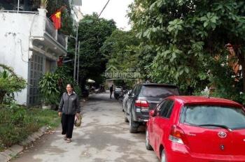 Bán đất Vĩnh Hưng thông sang 255 Lĩnh Nam diện tích 45m2, sổ vuông vắn, gần đường ô tô, 2.2 tỷ