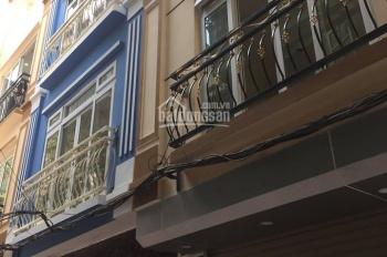 Bán nhà ngõ 3m cách đường ô tô 10m xây 4 tầng x 32m2 ngõ Trạm Điện, Quang Trung, Hà Đông giá 1,95tỷ