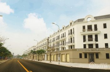 Cần tiền bán gấp lô shophouse dự án Thuận An 31ha Trâu Quỳ, Gia Lâm, DT 87m2 x 4 tầng