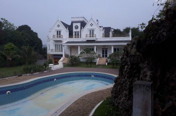 Bán khuôn viên hoàn thiện diện tích rộng 12000m2 tại Lương Sơn, Hòa Bình, cách QL6 gần 1km