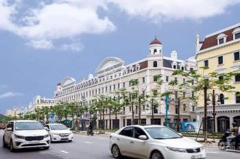 Bán suất ngoại giao shophouse Sun Europe khu du lịch Bãi Cháy mặt đường Hạ Long